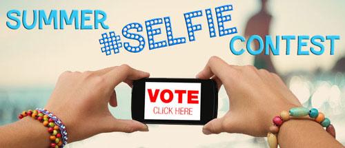 Summer Selfie Contest