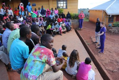 Honey Orthodontics in Gurnee IL - Oasis for Orphans Kenya Mission - Group Presentation about Dental Hygiene