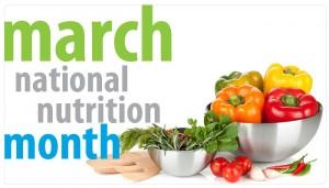 National Nutrition Month Gurnee IL