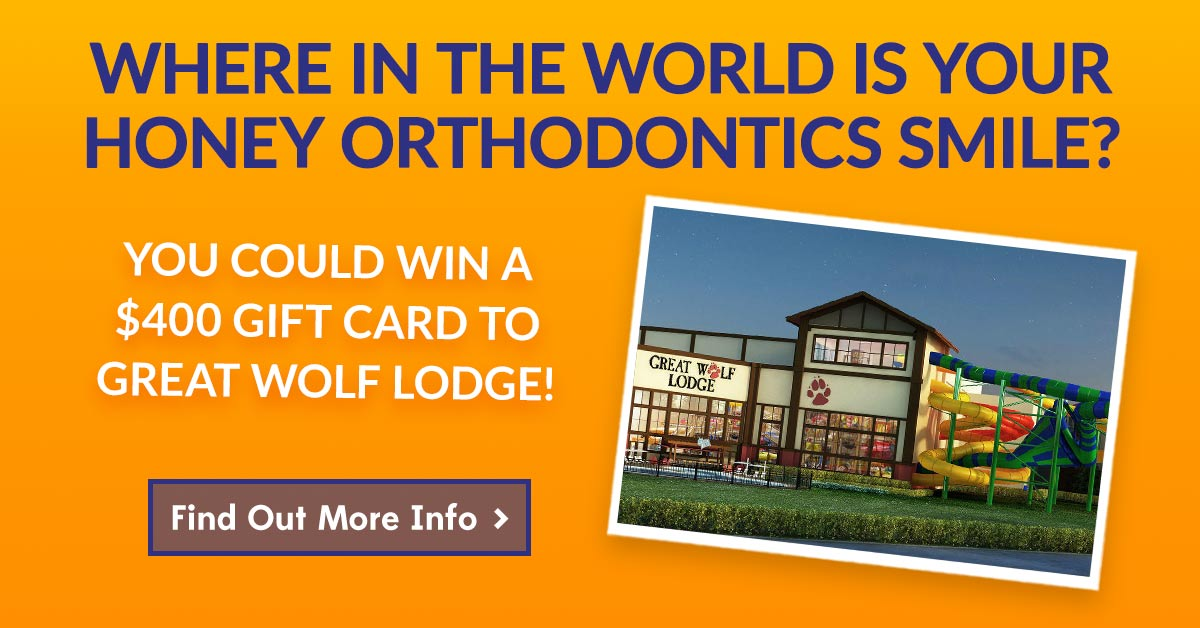 Contests Archives - Honey Orthodontics - Invisalign and Braces for ...