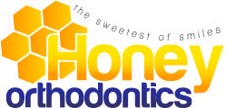 Honey Orthodontics Logo