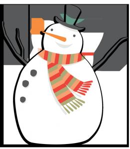 snowman Honey Orthodontics Gurnee, IL
